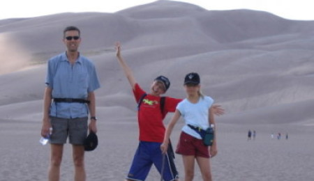 The Sahara Desert is quite young